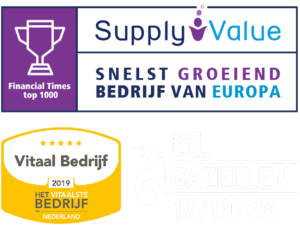 Supply Value | Logo's prijzen